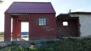 Bouw stationgebouw