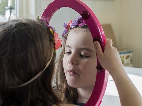 Mirror, Mirror, Spiritual Practice