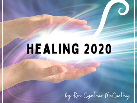 Healing 2020