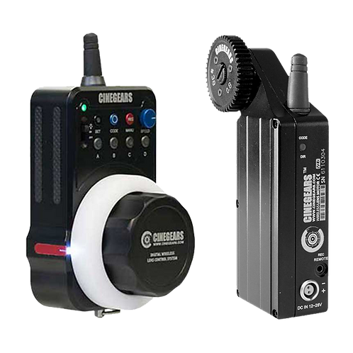 Cinegears Wireless Follow Focus