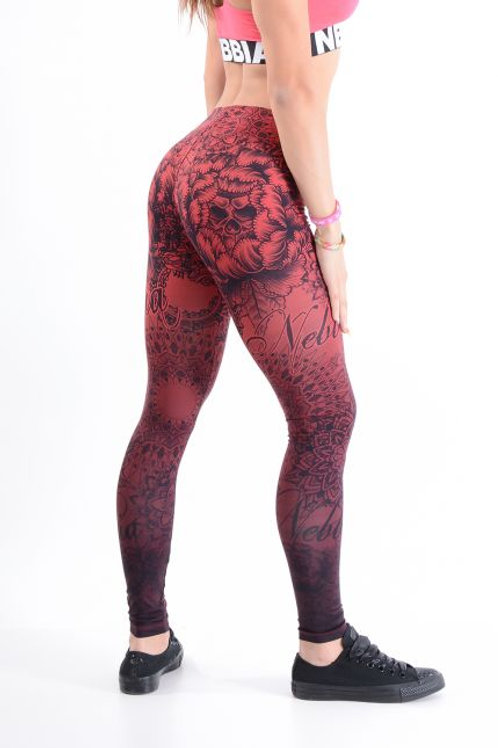 Leggings Art Bordo 880