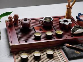 The Process of a Tea Ceremony
