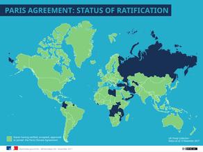 Leaving the Paris Agreement
