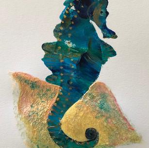'Seahorse' (1) (Sold)