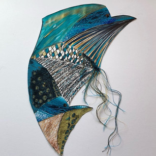 'For The Air, For The Sea' (Sold)