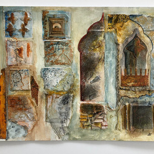 'Venetian Walls and Windows'