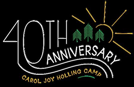 40th Anniversary Celebration Logo COLOR2