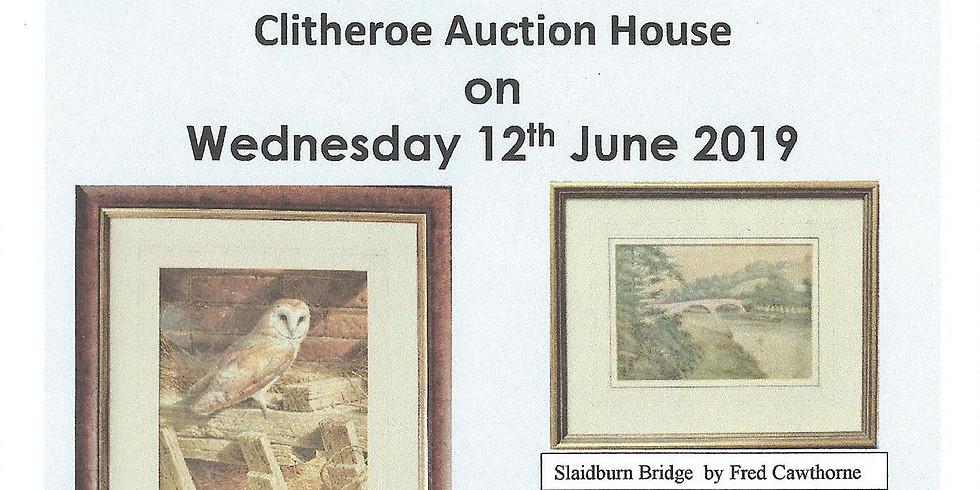Art Sale for Slaidburn Archive