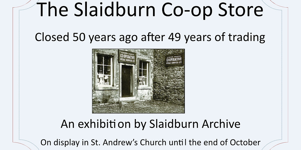 The Slaidburn Co-Op Store