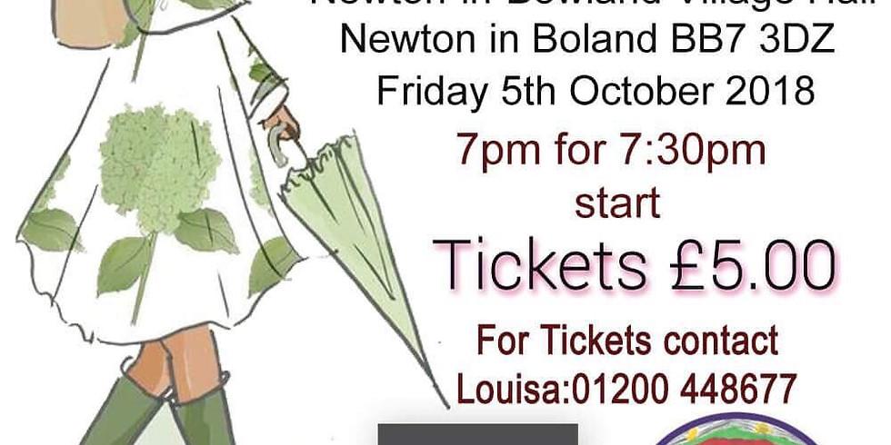 Autumn Fashion Show - Fundraiser for Thorneyholme School