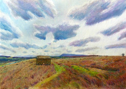 A View To Pendle Hill