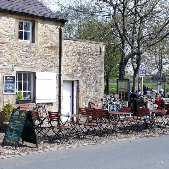 Riverbank Tearoom Slaidburn Visit Hodder