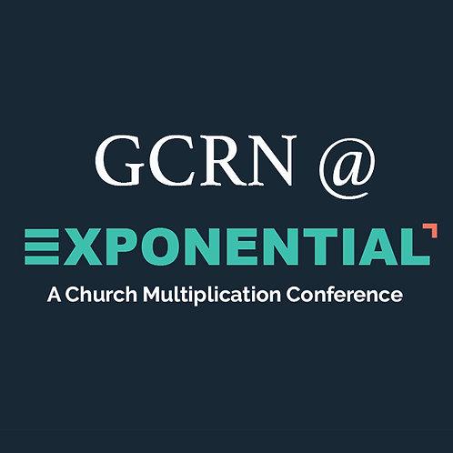 2022 GCRN ONLY Registration