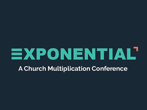 March 7-10, 2022 GCRN/Exponential Registration (includes precon- GCRN)