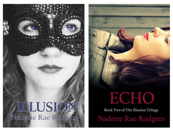 Author Spotlight: Nadette Rae Rodgers