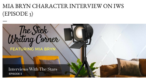 Interview with Mia Bryn