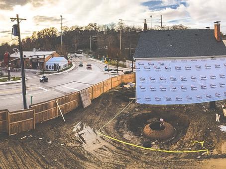 November 2019 Construction Update