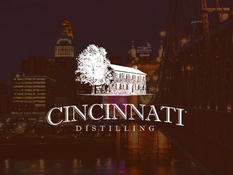 Cincinnati Based Sycamore Distilling Rebrands As Cincinnati Distilling