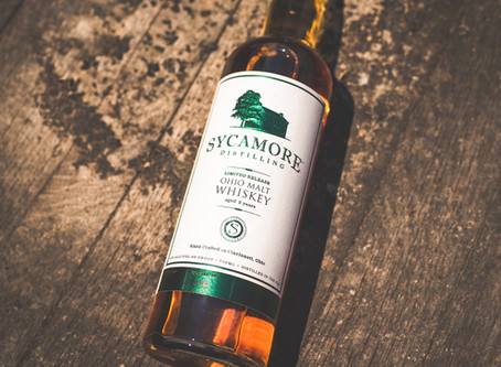 Sycamore Distilling Launches Ohio Malt Whiskey