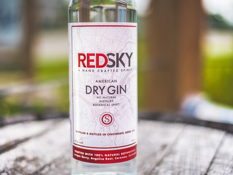 Sycamore Distilling Launches Red Sky Gin