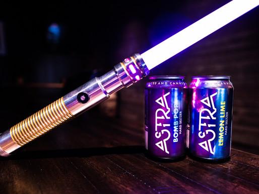 Meet Astra Hard Seltzer