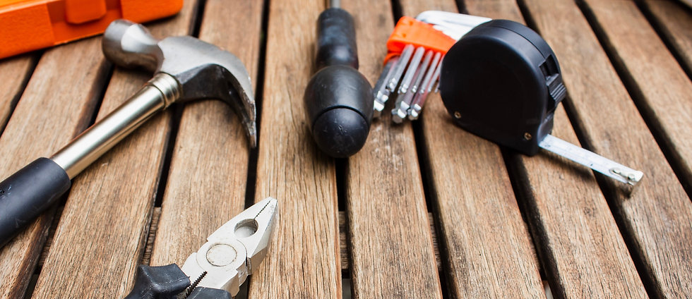 Home Inspection Tools for registered home inspector