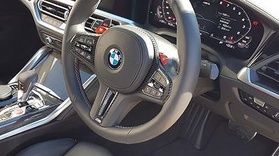 Neil's new car, interior.jpg