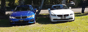 New member Caron's 330i and Z4 of Michelle & Thomas.jpg
