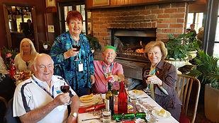 Roger with Bruce, Sandra and Margi.jpg