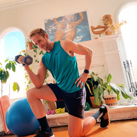 How To Be A Home Workout Hero