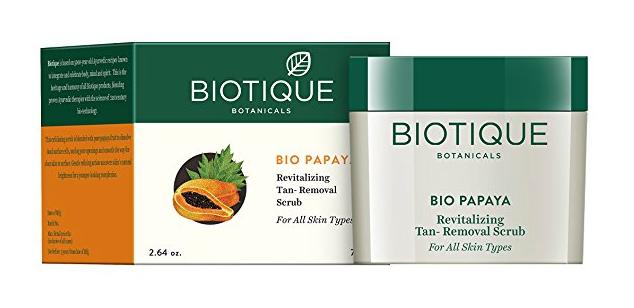 Biotique vs Other Brands