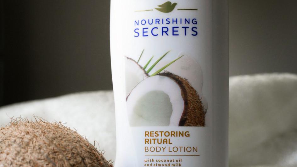 Dove Body Lotion For Super Soft Skin