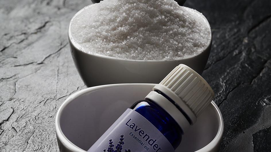 DIY Salt and Coffee Body Scrub