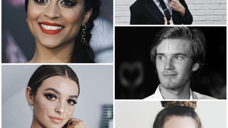 My favourite YouTubers of all time !!!