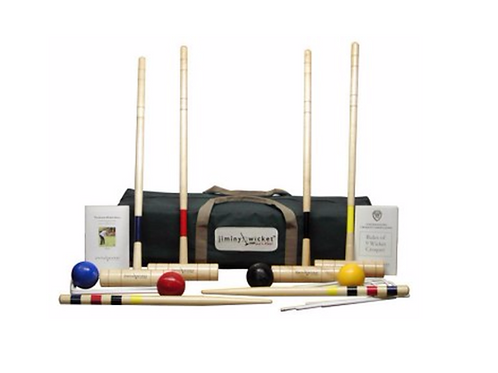 Andrew Croquet Set