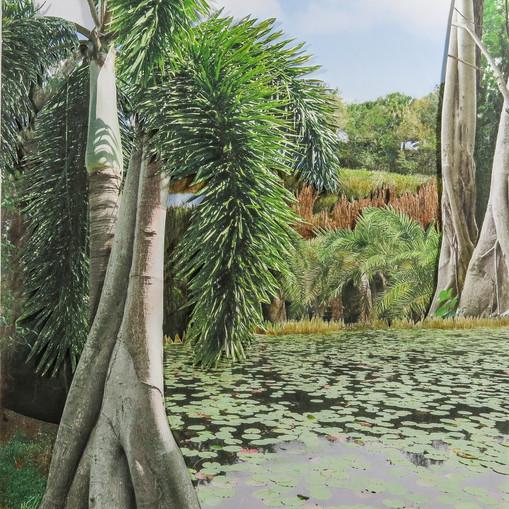 Deborah Perlman - Landscape Imagined #2.