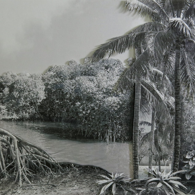 Deborah Perlman - Landscape Imagined #4.
