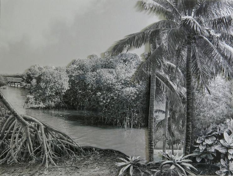Landscape Imagined #4