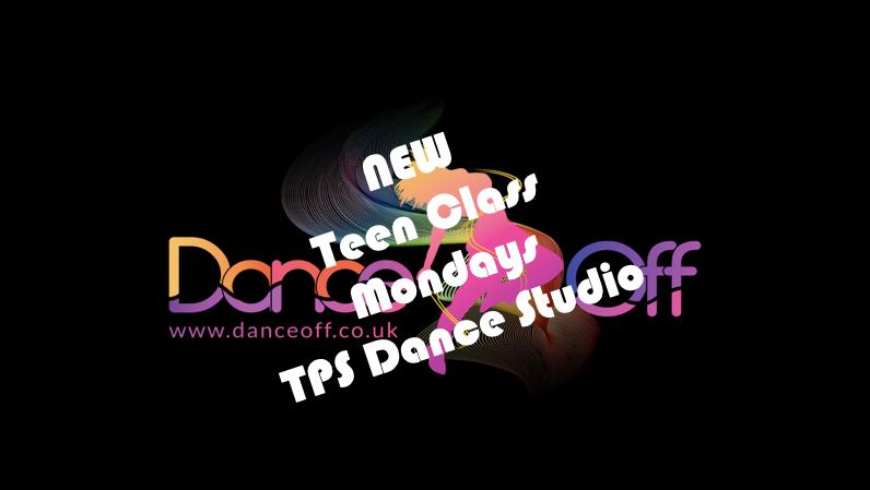 Teen class, Mondays 4.45pm at TPS