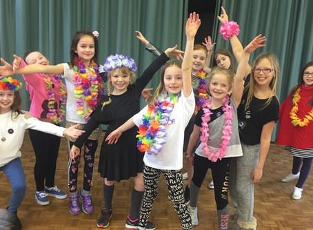 Dance Off - children's birthday party