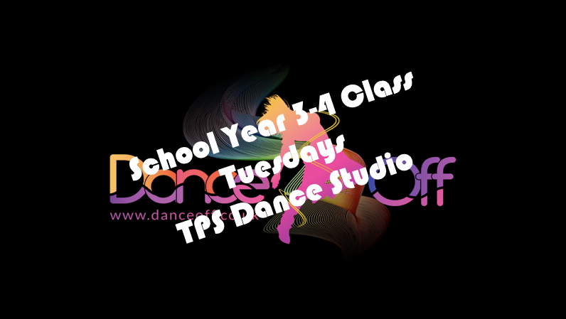 School Year 3-4, Tuesdays 4pm at TPS