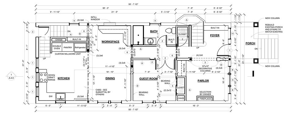 200421_2201 Wabash_CD - Floor Plan - FIR