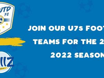 U7s Little League Invitation Letter from Skillz Uk