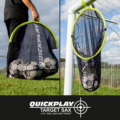 Quickplay Target SAX 60cm for 12x6ft Match Goals age 7+