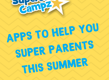 We're Here To Help This Summer...And So Are These Apps