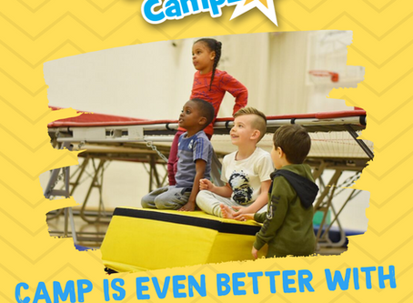 CAMP DAYS WITH FRIENDS ARE EVEN MORE SPECIAL! Refer your friends and earn £5 rewards each time!