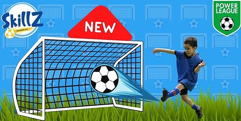 New Saturday Football Session @ Power Le