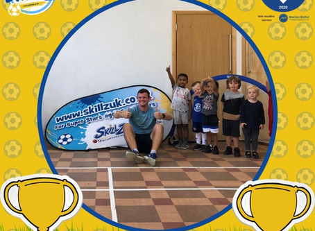 See How We Have Helped Get 400+ Children Back Playing Football Since September ⚽️🙂