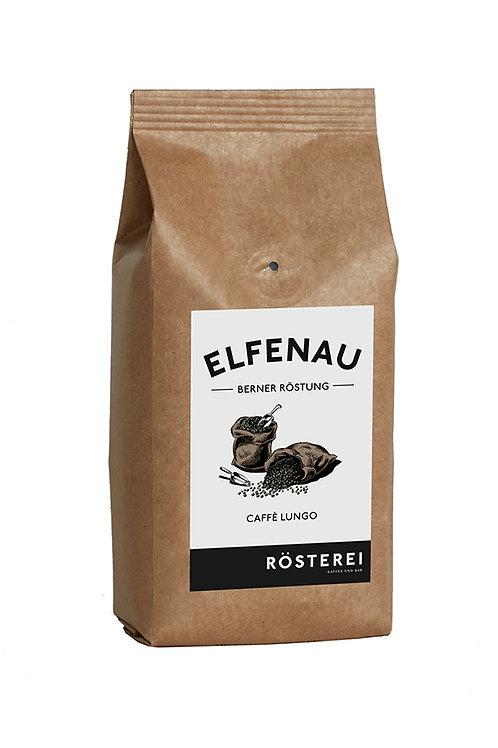 Bohnenkaffee Elfenau Lungo