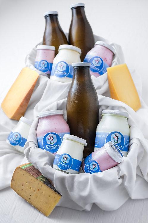 Nachhaltiges BIO Milch Abo